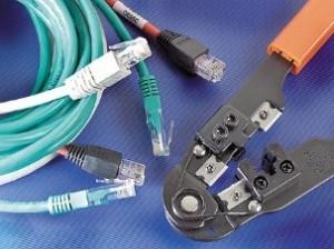 Сетевые кабели вычислительных сетей